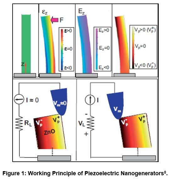Recent Trends in Flexible Nanogenerators: A Review